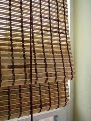 Bamboo Curtain-Blinds