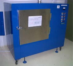 Hot Air Circulated Type Oven