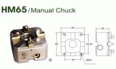 HM65 Manual Chuck