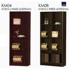 Cabinets KM 04 & 08