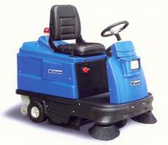 KleenMaster SM 1100BR Floor Sweeper