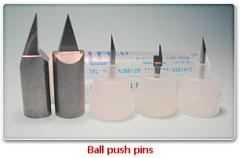 Ball Push Pins