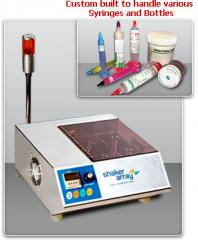 Shaker Array - Solder Paste Mixer & Softener