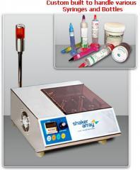 Shaker Array - Solder Paste Mixer &