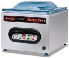 Vacuum packing machine Cuisson SV 41