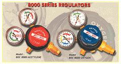Gas Regulator – BOC 8000/9500 series