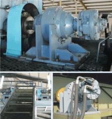 Hydraulic Twin Drive Conveyor