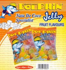 Jelly Fruit Flavour