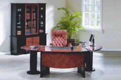 High Gloss Executive Table