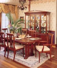 Bradley Collection. Bradley Dining Collection.