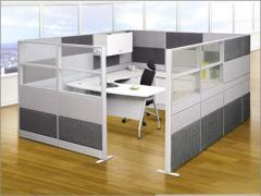 Office Partition Systems, UA80