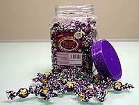 Choco Twist Raisin Jar