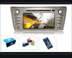 Double Din TFT Monitor DVD/ DIVX/ VCD/ MP3/ CD/