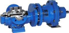High Viscosity Twin Screw Magnetic Drive Pump