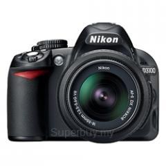 Nikon D3100 KIT Digital SLR Camera 18-55mm FREE BAG+8GB