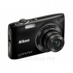 Nikon COOLPIX S3100 *NEW (4GB Memory Card) Camera