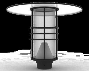 Outdoor Light Distributor