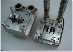 Trim & Form Die Set for SOT 323 package.