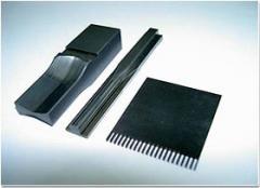 Precision carbide spare part