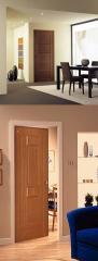 Timber Decorative Doors & Windows