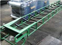 Portable Conveyor Flat and Trough Belt