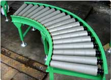 Power Curve Conveyor