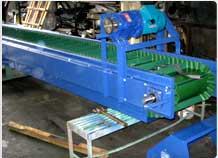 Side Wall Cleated Conveyor