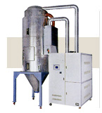 Large Dehumidified Drying Systems