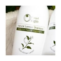 Natural Lemon Shampoo