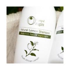 Natural Lemon Shampoo
