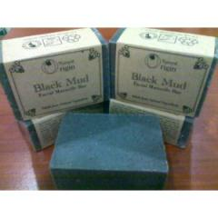 Black Mud facial Bar