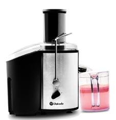 Takada Deluxe Stainless Steel Power Juicer Model: