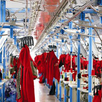 G.PRO UPS – Hanger-based Material Mover For One Piece Shop Floor Production With RFID