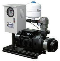 Inverter control pump