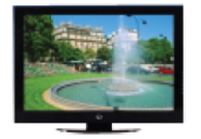 "21"" LCD-TV Home Electronics"