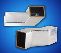 Insulated Duct Work System