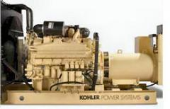 KOHLER Small Range Industrial Power Systems