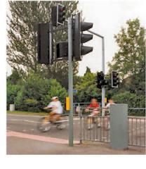 Siemens ST700P Pedestrian Controller