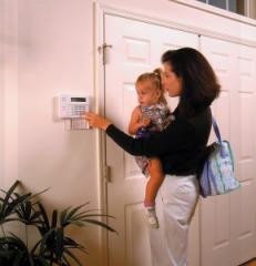 Security System in Gated Community