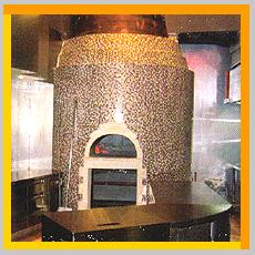 CEPS Pizza Oven