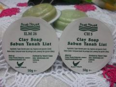 Clay Natural Soap