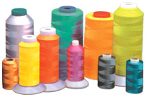 Polyester & Nylon Filament Yarn (Bonded