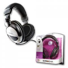 Stereo Multimedia Headset, SonicGear Basso HP600
