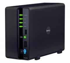 DS209+ Ultra-High-Speed 2-bay NAS Server with RAID
