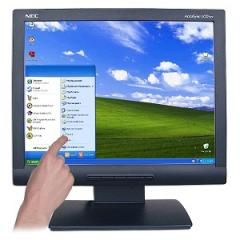 17' NEC 5W Touch Screen