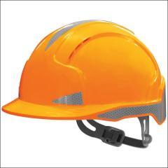 EVOLite CR2 Short Peak Safety Helmet, Non Vented