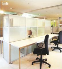 The Loft office system