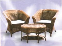 Namo Set of Rattan Furniture