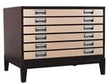 Plan file cabinets
