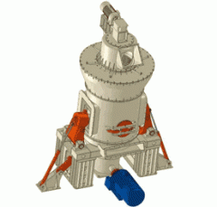 LM-Vertical Mill